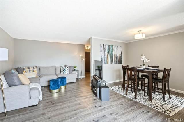 2 Adams Street #1207, Denver, CO 80206 (#1514339) :: Bring Home Denver with Keller Williams Downtown Realty LLC
