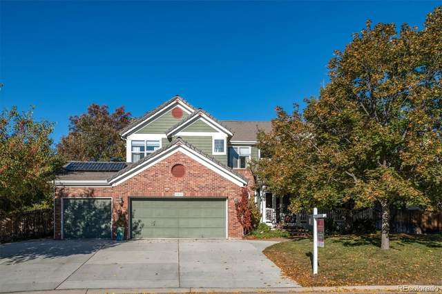 5931 S Ames Street, Littleton, CO 80123 (#1514374) :: Compass Colorado Realty
