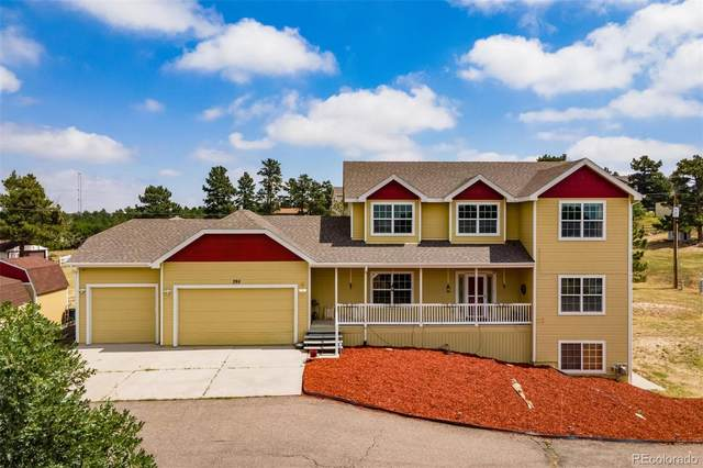 395 Stagecoach Trail, Elizabeth, CO 80107 (#1514471) :: The Brokerage Group