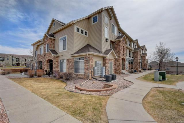 431 Black Feather Loop #806, Castle Rock, CO 80104 (#1514601) :: The Heyl Group at Keller Williams