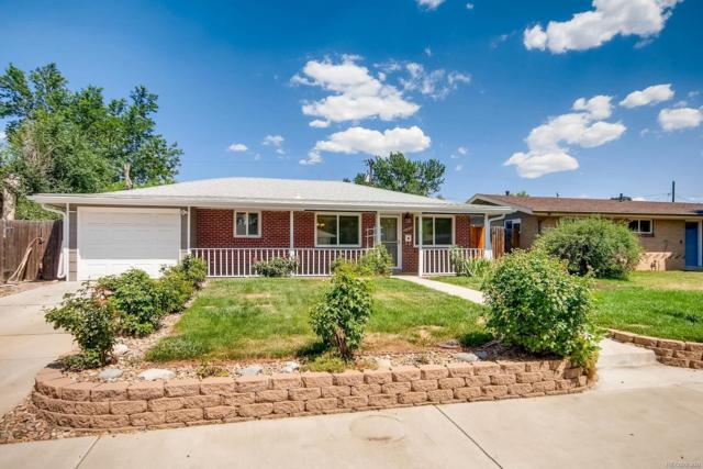 4692 Dover Street, Wheat Ridge, CO 80033 (#1514678) :: The Pete Cook Home Group