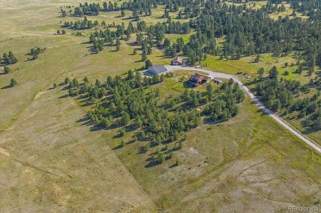 12221 County Road 118, Kiowa, CO 80117 (#1514986) :: Sultan Newman Group