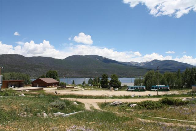 156 County Road 465, Grand Lake, CO 80447 (MLS #1515088) :: 8z Real Estate