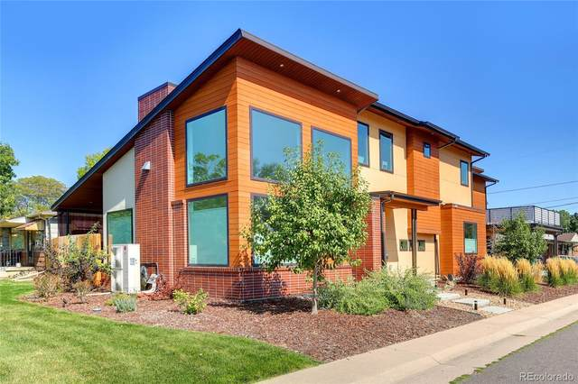 501 E Amherst Place, Englewood, CO 80113 (MLS #1515190) :: 8z Real Estate