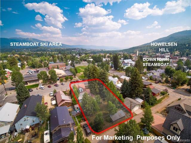 329 8th Street, Steamboat Springs, CO 80487 (#1515529) :: Berkshire Hathaway HomeServices Innovative Real Estate