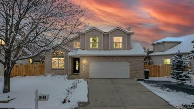 6430 Tuckerman Lane, Colorado Springs, CO 80918 (MLS #1515808) :: 8z Real Estate