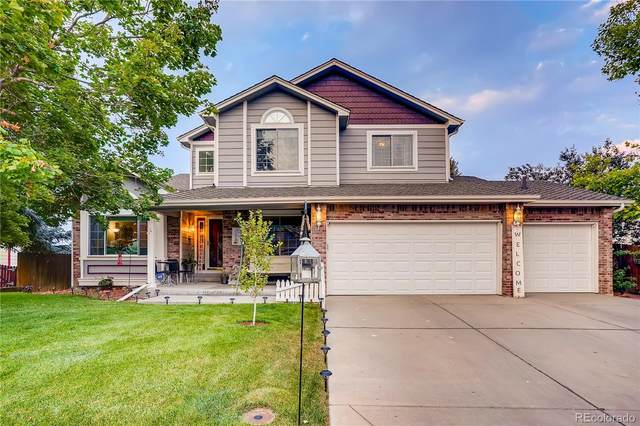 5309 S Flanders Way, Centennial, CO 80015 (#1515977) :: The Brokerage Group