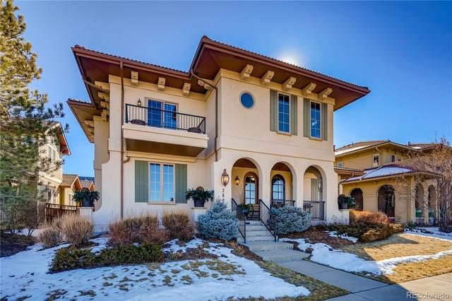 2640 Clinton Street, Denver, CO 80238 (#1516313) :: Stephanie Fryncko | Keller Williams Integrity