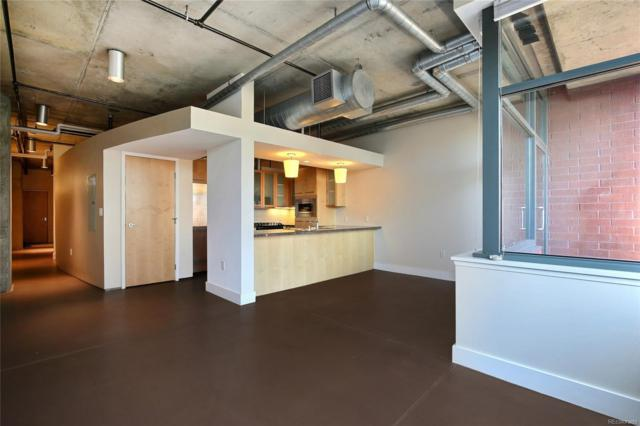 2100 16th Street #201, Denver, CO 80202 (#1516391) :: The Griffith Home Team