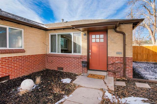3515 Olive Street, Denver, CO 80207 (MLS #1516430) :: 8z Real Estate