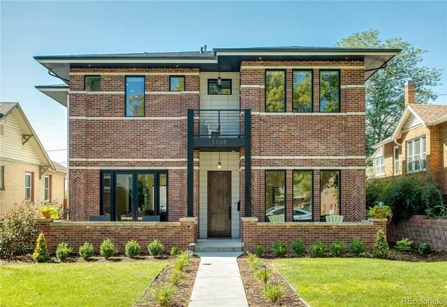 3168 W 40th Avenue, Denver, CO 80211 (#1516708) :: Mile High Luxury Real Estate