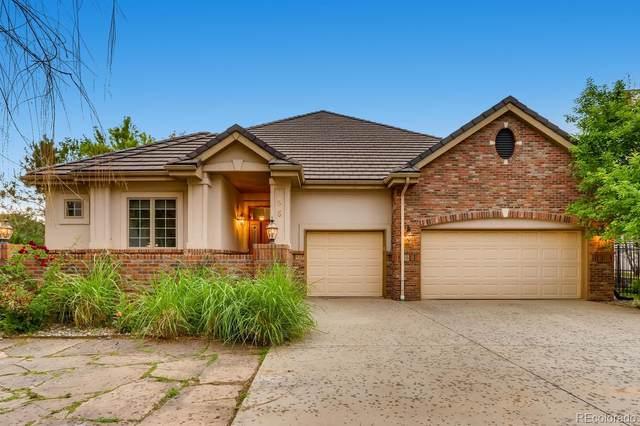 55 Coral Place, Greenwood Village, CO 80111 (MLS #1518445) :: 8z Real Estate