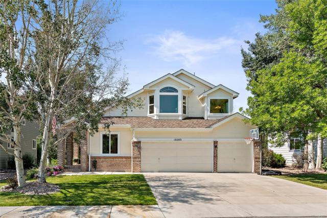 16080 W 69th Place, Arvada, CO 80007 (#1518560) :: My Home Team