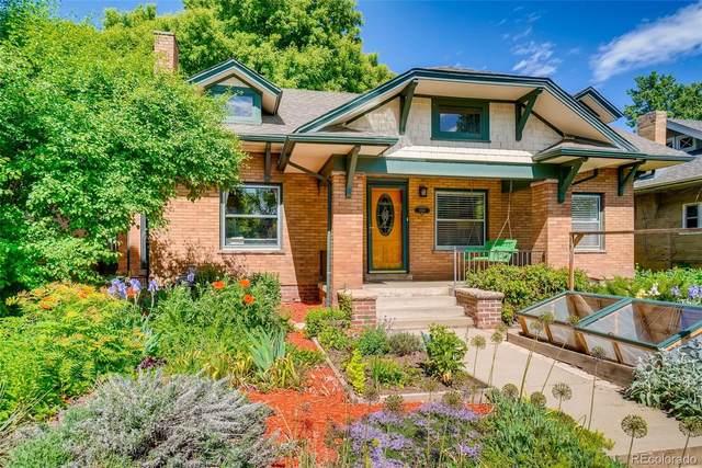 1109 Harrison Street, Denver, CO 80206 (#1518627) :: Compass Colorado Realty