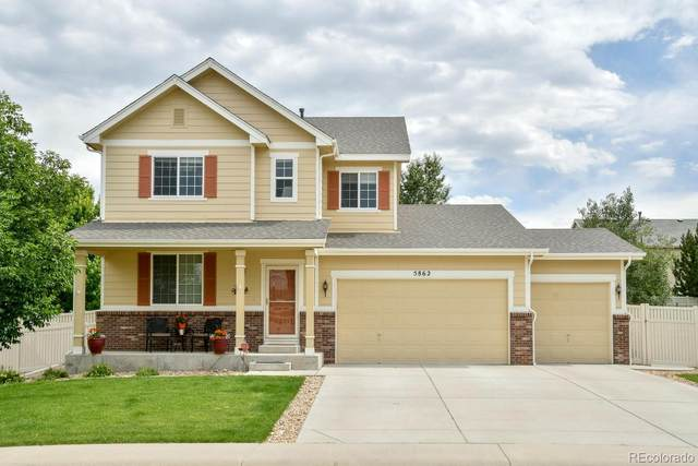 5862 Mt Shadows Boulevard, Firestone, CO 80504 (#1518866) :: The Griffith Home Team