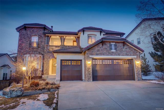 9735 Sunset Hill Place, Lone Tree, CO 80124 (#1520065) :: The HomeSmiths Team - Keller Williams