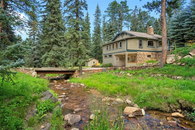 7006 S Brook Forest Road, Evergreen, CO 80439 (#1520457) :: The City and Mountains Group