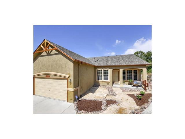4478 College Park Court, Colorado Springs, CO 80918 (MLS #1520787) :: 8z Real Estate