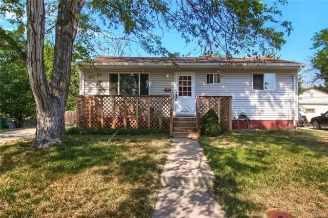 6353 Gray Street, Arvada, CO 80003 (#1520830) :: The Peak Properties Group