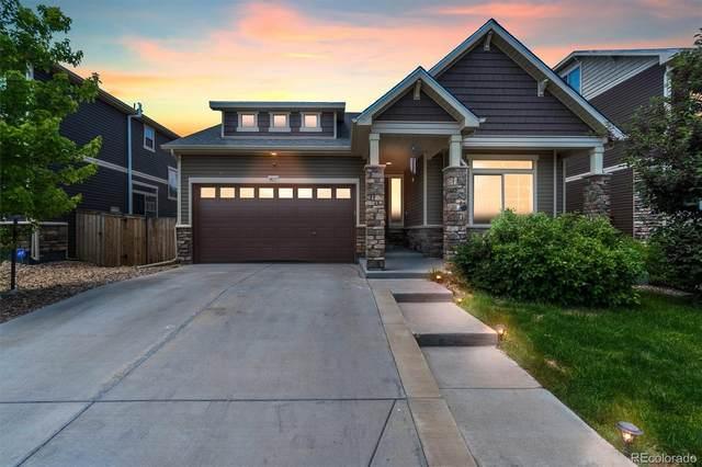 4817 S Buchanan Street, Aurora, CO 80016 (#1520921) :: Portenga Properties