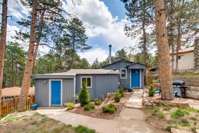 3030 Forest Way, Evergreen, CO 80439 (MLS #1521321) :: 8z Real Estate