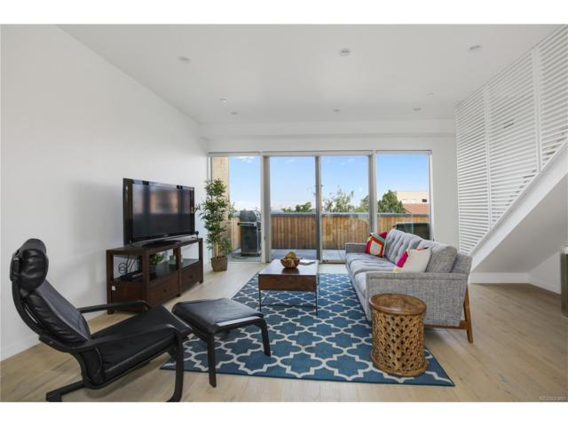 3233 Tejon Street #306, Denver, CO 80211 (MLS #1521478) :: 8z Real Estate