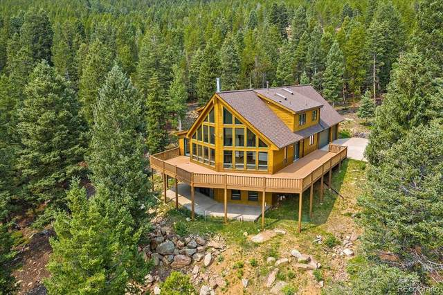 9450 Greening Drive, Conifer, CO 80433 (#1521544) :: Berkshire Hathaway HomeServices Innovative Real Estate