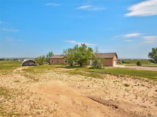 13850 Canter Road, Peyton, CO 80831 (MLS #1521583) :: 8z Real Estate