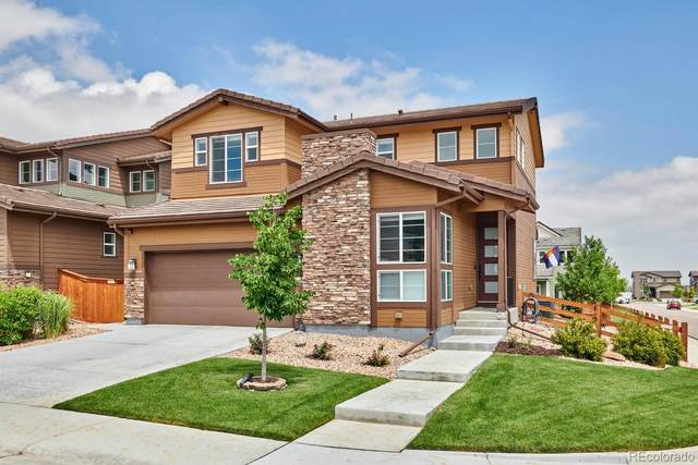 14453 Mosaic Drive, Parker, CO 80134 (#1521786) :: The Heyl Group at Keller Williams