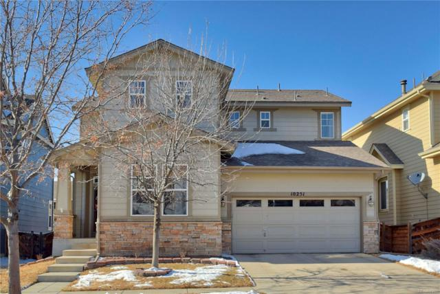 10251 Rifle Street, Commerce City, CO 80022 (#1522179) :: The Griffith Home Team