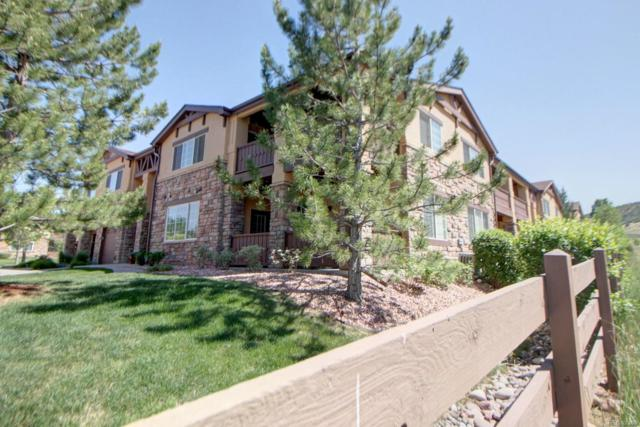9876 W Freiburg Drive H, Littleton, CO 80127 (#1522255) :: The Galo Garrido Group