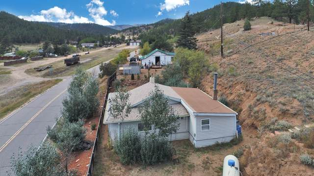 16774 Pine Valley Road, Pine, CO 80470 (#1522560) :: The DeGrood Team