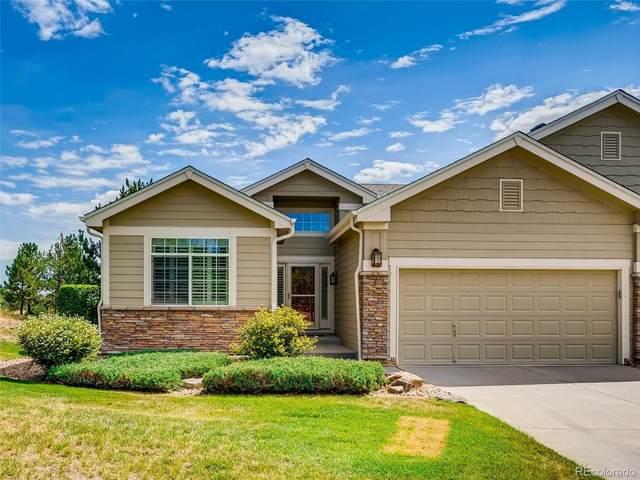 7430 Pineridge Way, Castle Pines, CO 80108 (#1522739) :: HomeSmart Realty Group