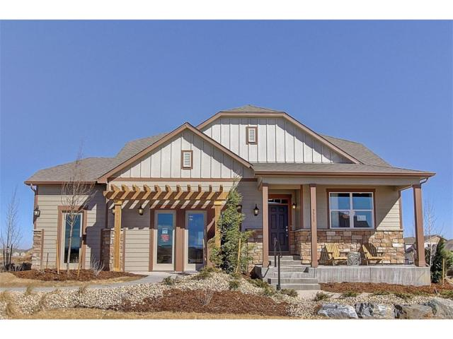 12157 Pine Post Drive, Parker, CO 80138 (MLS #1523038) :: 8z Real Estate