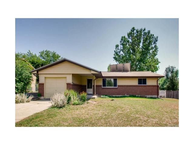 4220 W 82nd Avenue, Westminster, CO 80031 (#1523290) :: The Peak Properties Group