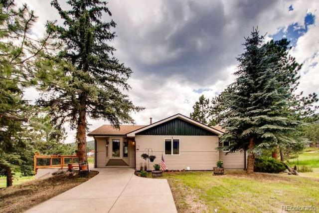 5184 S Hatch Drive, Evergreen, CO 80439 (#1523882) :: The Peak Properties Group
