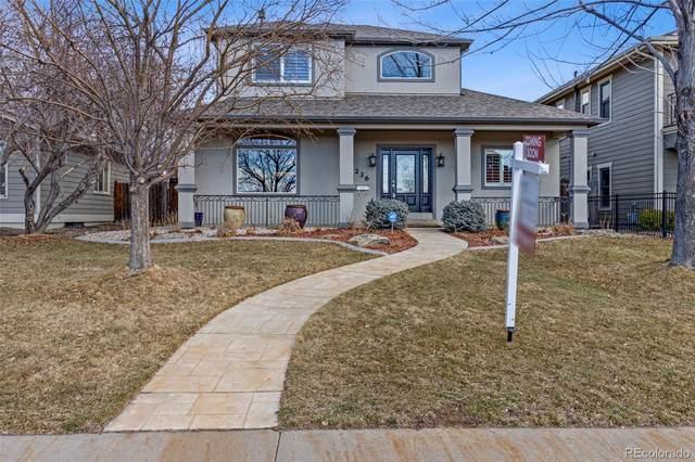 1236 S Monroe Street, Denver, CO 80210 (#1523945) :: HomeSmart