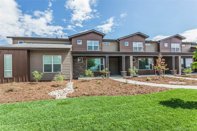 414 Skyraider Way #3, Fort Collins, CO 80524 (#1524094) :: HomeSmart Realty Group