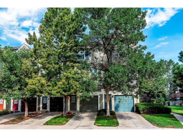 1699 S Trenton Street #176, Denver, CO 80231 (#1524112) :: The City and Mountains Group