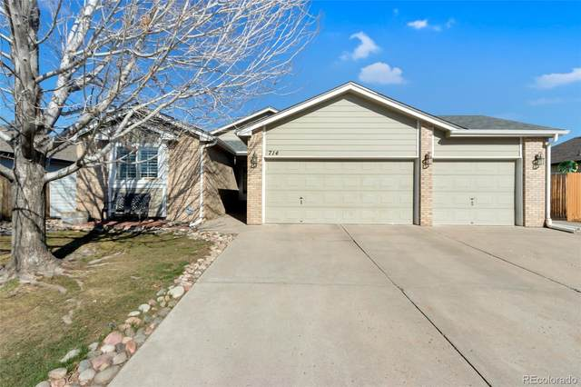 714 S 5th Court, Brighton, CO 80601 (#1524197) :: Mile High Luxury Real Estate