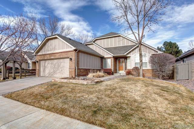 7174 W Belmont Drive, Littleton, CO 80123 (#1524244) :: The Gilbert Group