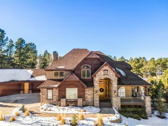 5145 Serene View Way, Parker, CO 80134 (#1524445) :: iHomes Colorado