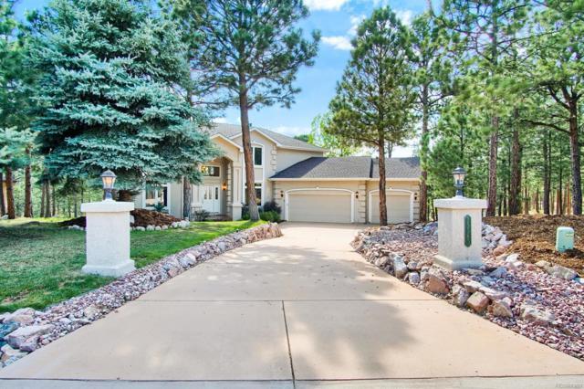 15580 Falcon Ridge Court, Colorado Springs, CO 80921 (#1524480) :: Colorado Home Finder Realty