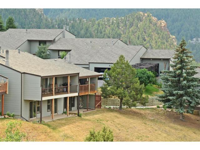 6301 Perry Park Boulevard #19, Larkspur, CO 80118 (MLS #1524518) :: 8z Real Estate