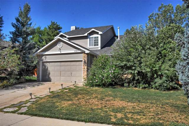 6265 S Oak Way, Littleton, CO 80127 (#1524639) :: The HomeSmiths Team - Keller Williams