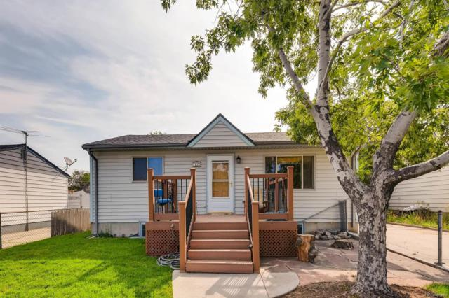 7120 Birch Street, Commerce City, CO 80022 (#1524956) :: The Peak Properties Group
