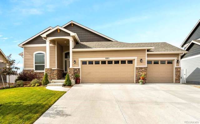 885 Shirttail Peak Drive, Windsor, CO 80550 (#1525018) :: Bring Home Denver with Keller Williams Downtown Realty LLC