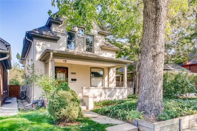 464 S Logan Street, Denver, CO 80209 (#1525633) :: The Brokerage Group
