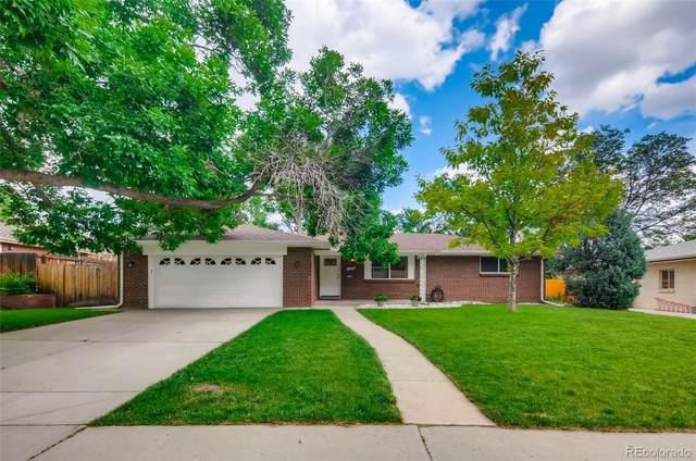 1570 S Kendall Street, Lakewood, CO 80232 (#1525773) :: Venterra Real Estate LLC