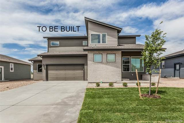 7214 Horsechestnut Street, Wellington, CO 80549 (#1525913) :: The Brokerage Group
